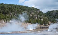 Firehole Lake, Yellowstone National Park (Rick Knepper) Tags: fujifilmgfx50s gf3264mmf4rlmwr