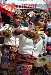 Kintamani Festival, Bali (scinta1) Tags: bali kintamani kedisan peneloken festival traditional traditionaldress musicians performers colourful portrait unison moving happyplanet asiafavorites