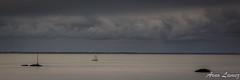 lost in the sea (arnolamez) Tags: bretagne britanny sea seascape quiberon minimalist minimaliste