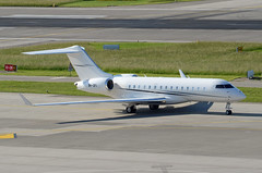 Comlux Malta Bombardier BD-700-1A11 Global 5000 9H-GFI (EK056) Tags: comlux malta bombardier bd7001a11 global 5000 9hgfi zürich airport