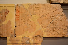 Chicago, IL - University of Chicago - Oriental Institute - Egyptian - Reliefs from the Tomb of Nespakashuty (jrozwado) Tags: northamerica usa illinois chicago universityofchicago university museum orientalinstitute middleeast neareast history archaeology egyptian relief tomb nespakashuty