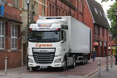 DAF DN16 NUF (johnmorris13) Tags: dn16nuf daf truck lorry