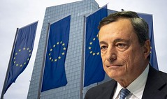 Eurozone WARNING: Mario Draghi warns of increased growth outlook uncertainty (worldnewsnest) Tags: business marketing