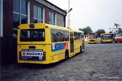 1977' Leyland DAB LS 575-680/5 (Kim-B10M) Tags: poland bus cieszyn 137