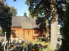 Kościół pw. Nawiedzenia NMP w Iwkowej, fot. K. Fidyk MIK 2013