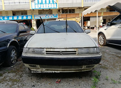 Citroën Xantia 02 China 2018-03-12 (NavDam84) Tags: citroën xantia citroënxantia hatchback import carsinguangzhou carsinchina vehiclesinguangzhou