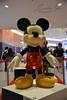 DSC_0595-1 (ScootaCoota Photography) Tags: mickey mouse 90th birthday anniversary walt disney art statue christmas festive holiday travel singapore raffles indoors nikon photo photography