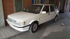 FAW CA6400 (Austin Maestro) (chinacarspotting) Tags: austin maestro china chinesecar car