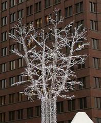 Lichterbaum (Gertrud K.) Tags: xmas christmas noël navidad weihnachten berlin huaweimate9