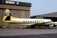 G-ARGR Vickers V.708 Viscount Alidair (pslg05896) Tags: gargr vickers viscount alidair ema egnx castledonington eastmidlands