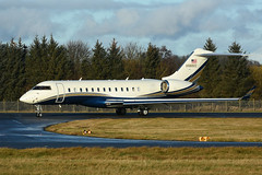 N980CC Global Express XRS EGPH 28-12-18 (MarkP51) Tags: n980cc bombardier bd700 globalexpressxrs globalexpress bizjet corporatejet edinburgh airport edi egph scotland aviation airliner aircraft airplane plane image markp51 nikon d7200 nikon70200f4vr sunshine sunny planeporn
