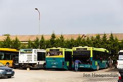 Berat 2018 (Albania) (Jon Hoogendijk) Tags: berat buses public transport ex connexxion 8866
