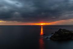 Cloud gap (dayonkaede) Tags: cloud clearance sea solar nature sun nikon d750 tamron1735mm f284 di osd a037n