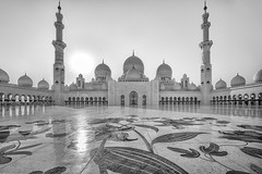 Sheik Zayed Grand Mosque (Mabmy) Tags: uae abudhabi mosque sheikzayedgrandmosque architecture building history worship expensive billion vacation dubai holiday sony a7rii a7r2 voigtlander 12mm grandeur ultrawide photography mabmy