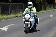 Special Escort Group (JKEmergencyPics) Tags: honda vfr1200f motorcycle metropolitan police service special escort group met mps policing so14