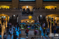 Grand Central Terminal | Main Concosurse, New York (Leelum.com) Tags: usa 2018 newyork unitedstates america city nyc new york cityscape manhattan grandcentral grandcentralstation grandcentralterminal concourse long exposure longexposure