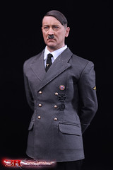 3R GM640 Adolf Hitler 1889-1945 Ver A - 88 (Lord Dragon 龍王爺) Tags: 16scale 12inscale onesixthscale actionfigure doll hot toys 3r did german ww2 axis
