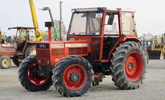 Same Drago 120 DT (samestorici) Tags: trattoredepoca oldtimertraktor tractorfarmvintage tracteurantique trattoristorici oldtractor veicolostorico 100