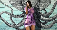 Look 276 (мαчєℓαι ηєιѕѕєя) Tags: second life world virtual avatar blogger bento mesh clothes sl secondlife dress sweet sensual sexy new blog photographer picture art blogging photography heart moment beautiful pose fash fashion female woman girly womanfashion femalefashion