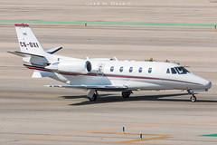 Net Jets 560XL Citation XLS CS-DXI (José M. Deza) Tags: 20181005 560xlcitationxls bcn csdxi cessna elprat lebl netjets planespotting spotter aircraft