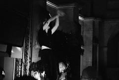 IMG_0027 (cestlameremichel) Tags: night party analog analogue analogica pellicule argentique 35mm bnw black white noir et blanc film minolta dynax 40 kodak tmax p3200 3200 iso monochrome manochromatic bordeaux ma ville