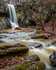 High Shoals Falls (Brandon Westerman WNP) Tags: highshoalsfalls waterfall longexposure nature rocks rock trees tree water waterfalls woods forest nikon naturephotography landscape beautiful
