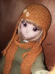 Winter Wear (Lurkz D) Tags: doll dollfiedream dd volks custom spunky lurker vinyl