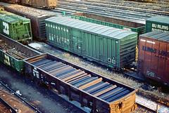 CB&Q Class XML-16 20869 (Chuck Zeiler54) Tags: cbq class xml16 20869 burlington railroad boxcar box car freight cicero train chuckzeiler chz