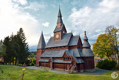 Goslar, Sachsen-Anhalt (Bajadere) Tags: kirche church sachsenanhalt stabkirche harz goslar architektur germany deutschland gebäude buildings