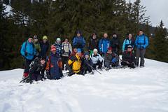 RSC Schneeschuhtour 2019 38