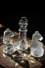 Triangular (roanfourie) Tags: flickrlounge weeklytheme glass light chess king wood table stilllife spring nikon d3400 nikkor afp 1555mm vr dx raw gimp november 2018 kitlens