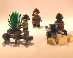 Hotchkiss 25mm (Spartane) Tags: france 1940 hotchkiss 25mm canon ww2 military lego
