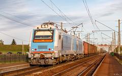 BKG1-007 | Orsha, BY | 13.09.2018 (Alex-ZZZ) Tags: locomotive bkg1007 with freight train departs from orshacentralnaya station бкг1 бкг1007 орша поезд
