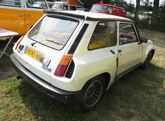 Renault 5 Turbo 2 1984 (Zappadong) Tags: renault 5 turbo 2 1984 bockhorn 2018 zappadong oldtimer youngtimer auto automobile automobil car coche voiture classic classics oldie oldtimertreffen carshow