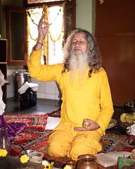 Brahmin (thomas.pirolt) Tags: brahmin yajna radhakund vrindavan india ceremony portrait people candid moment theindiatree sony samyang 35mm 12 sonya6000 a6000 happy meditation bliss mantra