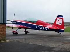 Extra EA-300 G-XXTR Shoreham (oldpeckhamboy1) Tags: shoreham
