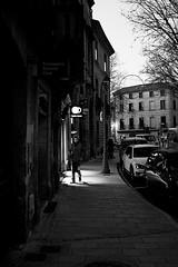 Uzès at dusk #2 (lesphotosdepatrick) Tags: dusk crépuscule dayfornight nuitaméricaine vitrine showcase x100f