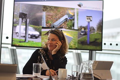 Véronique Feypell, ITF, Administrator (International Transport Forum) Tags: itf safercitystreets4thmeeting oecd roadsafety cycling 2018 polis