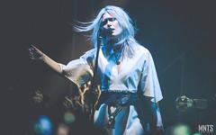 Myrkur - live in Kraków 2018 - fot. Łukasz MNTS Miętka_-33