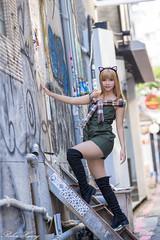 DSC_7317 (Robin Huang 35) Tags: devi 忠孝敦化商圈 街拍 人像 portrait lady girl nikon d850 松山區 臺北市 臺灣 tw
