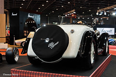 Alfa Romeo 6C 1750 GS Roadster Figoni 1933 (tautaudu02) Tags: alfa romeo 6c 1750 gs roadster figoni auto moto cars coches voitures automobile rétromobile 2016 paris