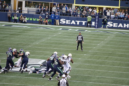 2018 Seahawks vs Chargers