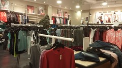 Over towards the back left corner, from women's (Retail Retell) Tags: aéropostale aero reopening closing store closure liquidation southaven ms towne center desoto county retail tanger outlets outlet mall memphis