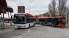 Spijkenisse Metro busstation (Nicky Boogaard) Tags: spijkenisse spijkenissemetrocentrum spijkenissecentrum egged ebs