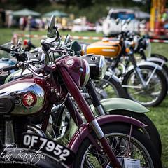 Vintage Bikes (Draycott Photography) Tags: draycottphotography draycottshow motorcycle olympusomd bike bikes blackandwhite coloursplash monochrome vehicle