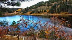 Lake Isabel (J K German) Tags: lake colorado color autumn water mountains nature