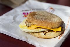 Dunkin Donuts breakfast (roboppy) Tags: tampa florida dunkindonuts breakfast