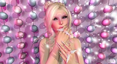 In the Pink 1 (Sweet.Bliss) Tags: elise maitreya foxcity stun shis epic ascendant pseudo sntch omega blaxium zombiesuicide 7deadlyskins vistaanimations vistahead secondlife bento bentohead fantasy avenge