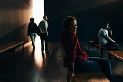 (santosloza.com) Tags: color oscuridad composición street urban mood low red expresionismo claroscuro contraste