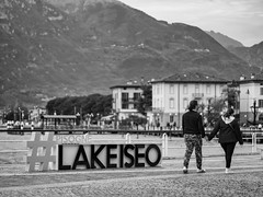 #lakeiseo (Riccardo Palazzani - Italy) Tags: iseo lake pisogne lover couple people italy